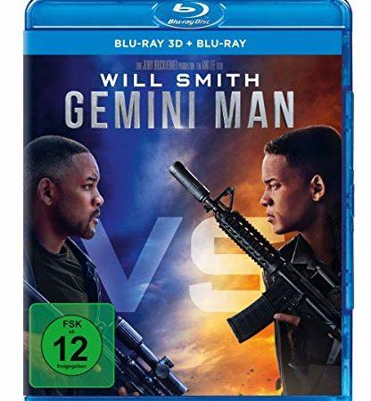 Gemini Man auf DVD und Blu-Ray