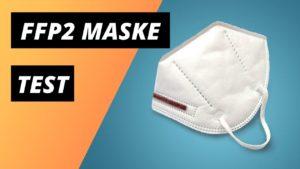 FFP2 Maske Test